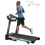 Horizon Fitness treadmill Adventure 3