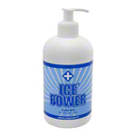 Ice Power cooling gel with dosing dispenser, 400 ml
