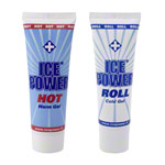 Ice-power cooling and heating-set, 2 pieces