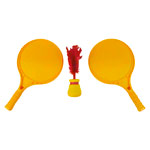 Indiaca Tennis Set incl. 2 special rackets and ball