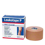 Leukotape P, 13.7 mx 3.8 cm, skin color