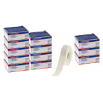 Leukotape classic, 10 x 2 cm, white, 12 pieces