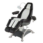 Lojer Capre Treatment Chair BC Beauty, LxBxH 186-213x88x60-85 cm