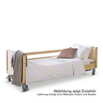 Lojer Modux-4, folding care bed 200x90 cm
