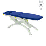 Lojer therapy couch Capre F5R roof position electric 5-piece, width: 75 cm