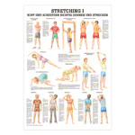 Mini-Poster - stretching I - L x W 34x24 cm