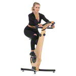 NOHrD bike ergometer ash-tree