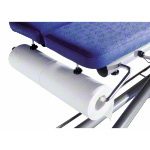 Paper roll holder for HWK therapy bed, width 65 cm