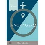 Passport Virtual Active - USB Stick, Pack O, (USA, Switzerland)