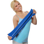 Physio Band, 25 m x 15 cm, thick, blue