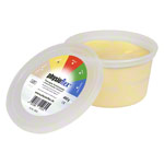 Physioflex Therapy plasticine soft, 450 g, yellow