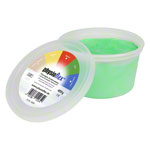 Physioflex Therapy plasticine strong, 450 g, green
