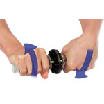 Power-Flexor Hand, Arm and Shoulder Trainer, with adjustable resistance