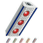 Red light emitters TGS Therm 3 wall model
