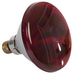 Replacement lamp for red light emitter, 150 watts