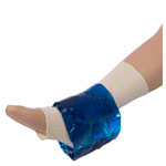 Roll-on cold / warm compress for feet, Ø 15,5 cm x 15 cm