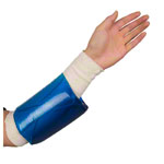 Roll-on cold / warm compress for hand, Ø 12.5 cm x 15 cm