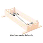 Rolling device for vaulting box, (not for 4-piece Vaulting Box)