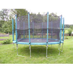 Safety net for Trimilin Trampoline Fun 43, Ø 4.3 m