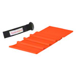 Sanctband 2 m with door anchor, light, orange