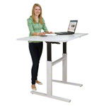 Sit-stand work table Ergo M2