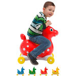Speedy Rody with wheels