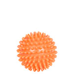 Spiky Massage Ball, ø 6 cm, neon-orange, soft