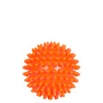 Spiky Massage Ball, ø 6 cm, orange, medium