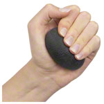 Squeeze Egg, extra thick, anthracite