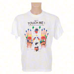 T-Shirt - Touch me, - size XL