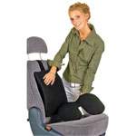 TOGU back and seat cushion Airgo Aktiv, 2-pcs.