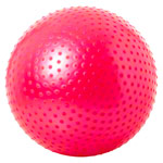 TOGU exercise ball Senso Pushball ABS, Ø 100 cm, red