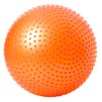 TOGU exercise ball Senso Pushball ABS, Ø 85 cm, orange