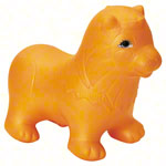 TOGU jumping animal Leo, orange