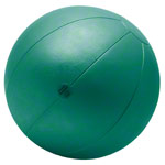 TOGU medicine ball made of Ruton, Ø 34 cm, 4 kg, green