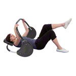 TUNTURI ab trainer Power Roller