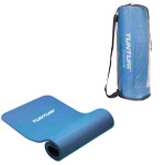 TUNTURI exercise mat incl. carry bag, LxWxH 180x60x1.5 cm