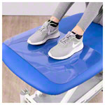 Table / hygiene pad, LxWxH 60x40x0.2 cm