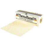 Thera-Band, 5.50 mx 12.8 cm, extra light, beige