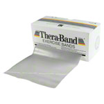 Thera-Band, 5.50 x 12.8 cm, super thick, silver