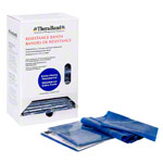 Thera-Band Dispenser incl. 30 bands, extra strong, blue