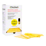 Thera-Band Dispenser incl. 30 bands, light, yellow