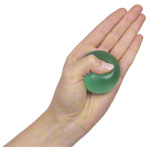 Thera-Band Hand exerciser, medium, green