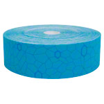 Thera-Band Kinesiology Tape XactStretch, 31,4 m x 5 cm, blue/blue