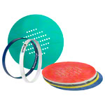 Thera-Band hand trainer set, 6 thicknesses