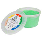 Theraflex therapy plasticine strong, 450 g, green