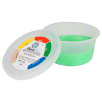 Theraflex therapy plasticine strong, 85 g, green