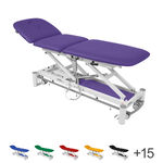 Therapy couch Smart ST3 DS roof position, wheel-lifting system and all-round control