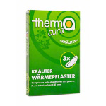 Thermacura - herbs - , herbal heat plasters, 3 pieces