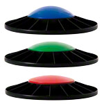 Togu Ballanza Balance Board Set of 3, 3 difficulty levels